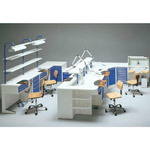Astra Work Stations & Surgery Furniture